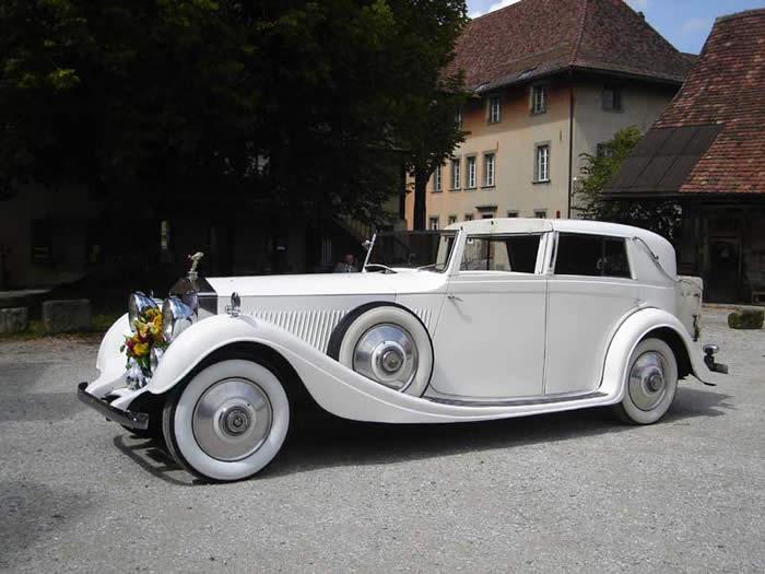 rolls royce phantom i 1927 - Location Rolls Royce Mariage
